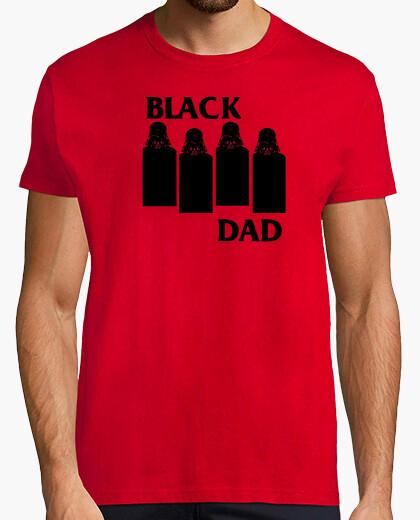Tee-shirt papa noir