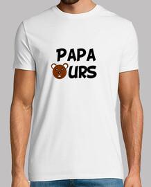 papà orso