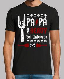 papà più heavy metal universe