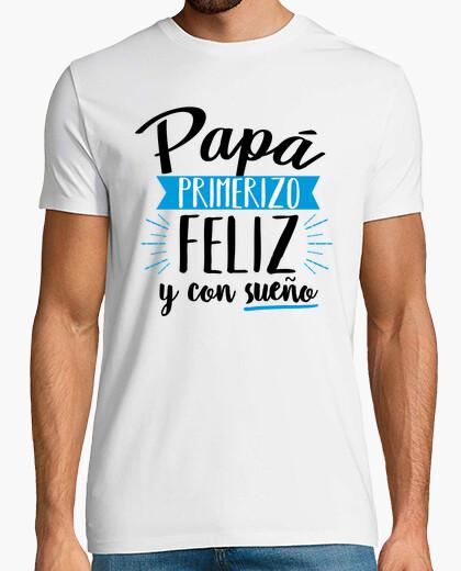 Camiseta Papá primerizo