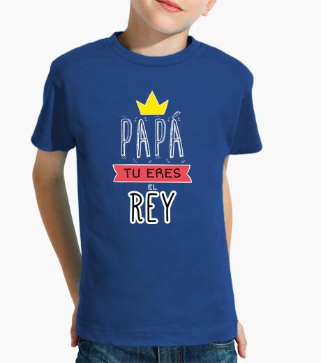 Ropa infantil Papa rey