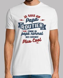Papa routier