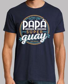 papà super- papà cool