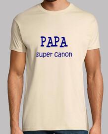 Papa super canon