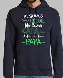 papà supereroe