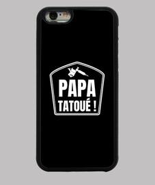 ¡Papá tatuado!