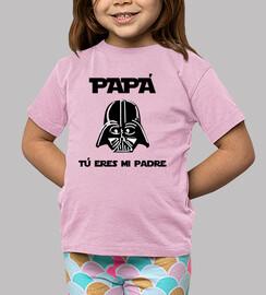 papa, tu es mon père