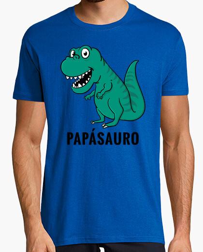 T-shirt Papásauro