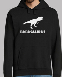 papasaurus, dark background