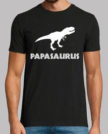 Papasaurus (Fondo Oscuro)