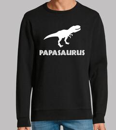 papàsaurus (sfondo scuro)