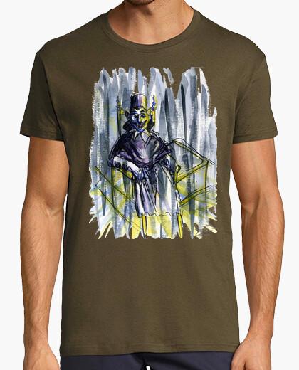 Tee-shirt pape draculencio x