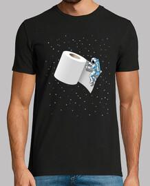 Papel higienico galactico