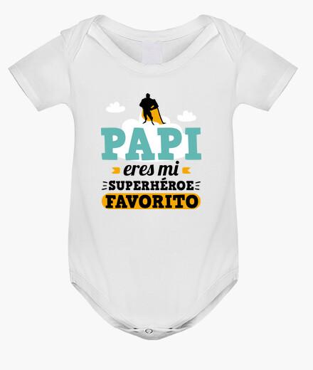 Ropa infantil Papi, Eres Mi Superhéroe Favorito