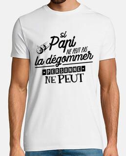 Papi papy Pètanque degommer