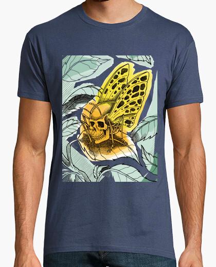 Tee-shirt papillon mort