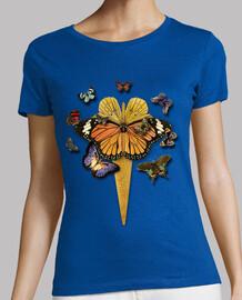 papillons de crème glacée