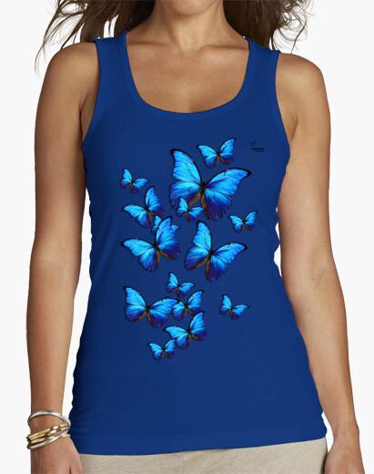 Tee-shirt papillons f