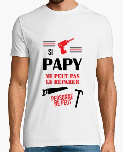 Tee-shirt Papy / Papi / Grand-Père