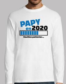 papy en 2020 veuillez patienter