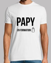 Papy en formation / Papi / Grand-Père