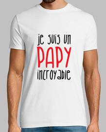 Papy Incroyable / Papi / Grand-Père