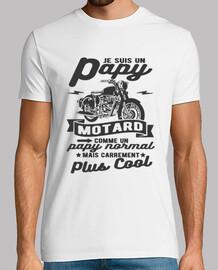 papy motard