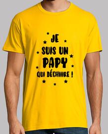 Papy qui déchiiire / Papi / Grand-Père