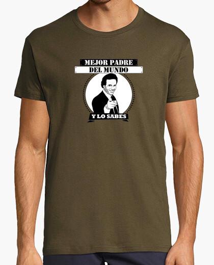Camiseta Para el mejor padre del mundo!