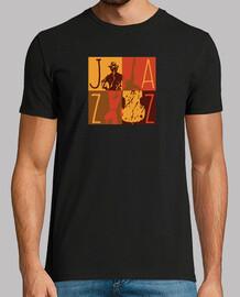 para los fanáticos de la música: jazz bajista