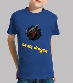 para niño de team dragon