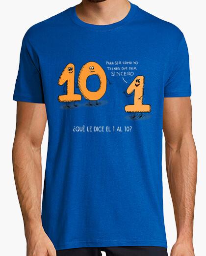 Camiseta Para ser como yo tienes que ser sincero