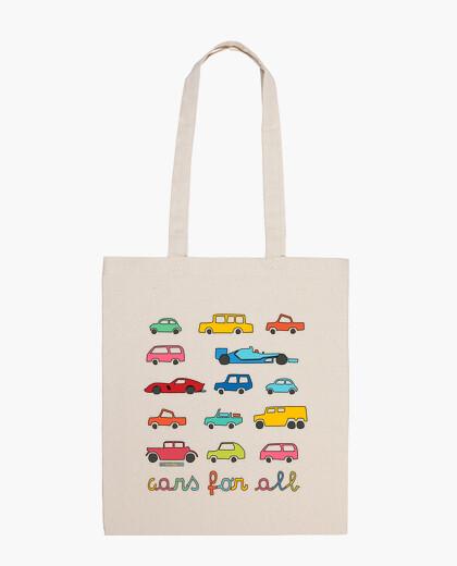 Bolsa para todos los coches   bolso de mano