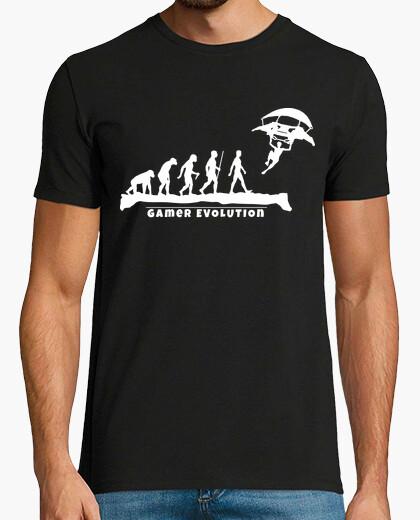 Camiseta Paracaidista evolution
