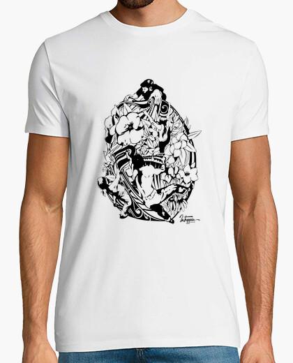 Tee-shirt paradis