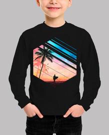 paradis des surfeurs
