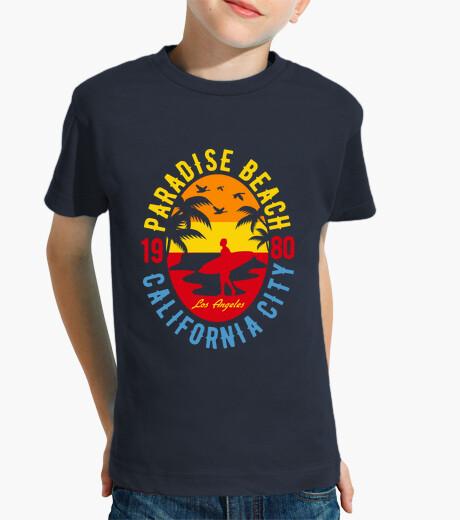 Ropa infantil Paradise Beach