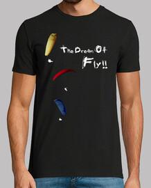 paragliding - der traum von fliegen (der traum vom fliegen)