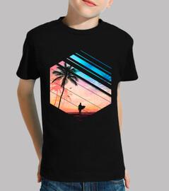 paraíso para los surfistas