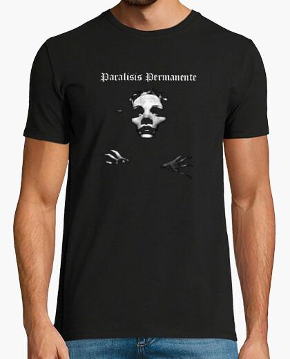 Camiseta Parálisis Permanente - Greta Garbo