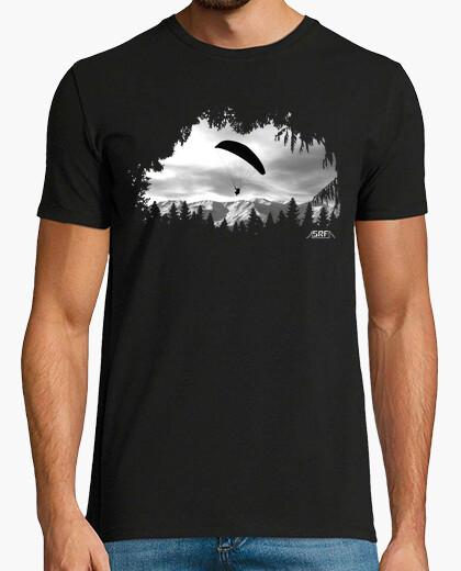 T-shirt parapendio