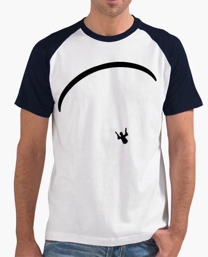 Camiseta parapente