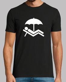 parapluie bain de soleil