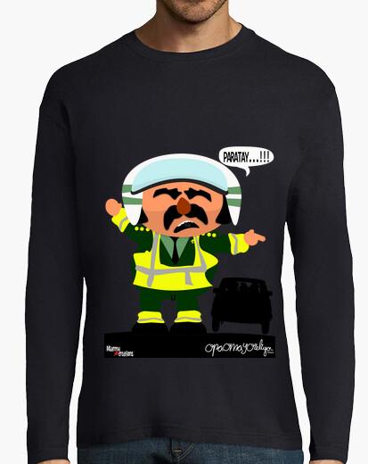 Camiseta PARATAY...!!!-GUARDIA CIVIL