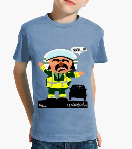 Vêtements enfant paratay ... !!! - garde civile