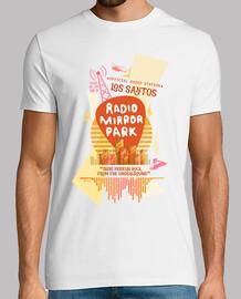 parc de miroirs radio - gta v