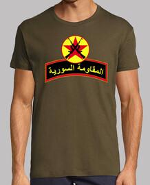 Parche, Syrian Resistance