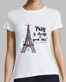 paris è always una good idea