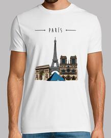 París, Hombre