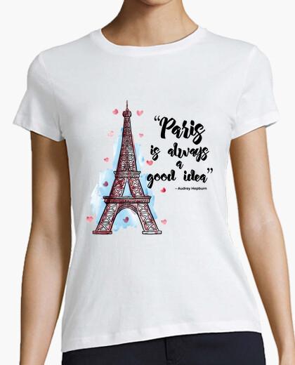 Camiseta Paris is always a good idea
